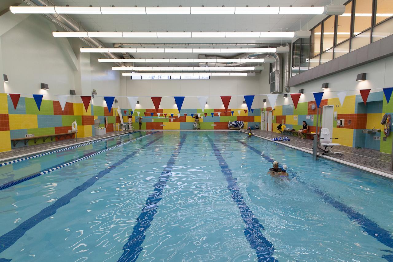 Swimming Community Center